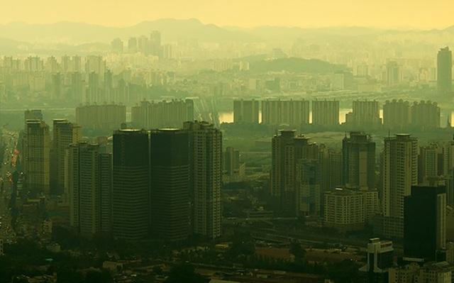 """Hàn Quốc và Trung Quốc lên kế hoạch sử dụng mưa nhân tạo để """"rửa trôi"""" ô nhiễm không khí - 1"""