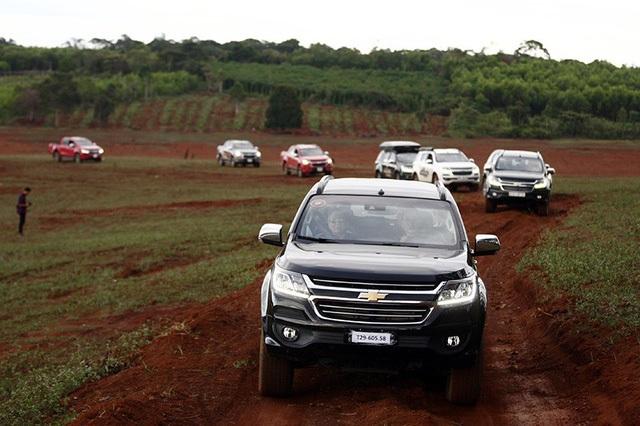 Ôtô từ Thái Lan và Indonesia chiếm lĩnh thị trường Việt Nam - 2