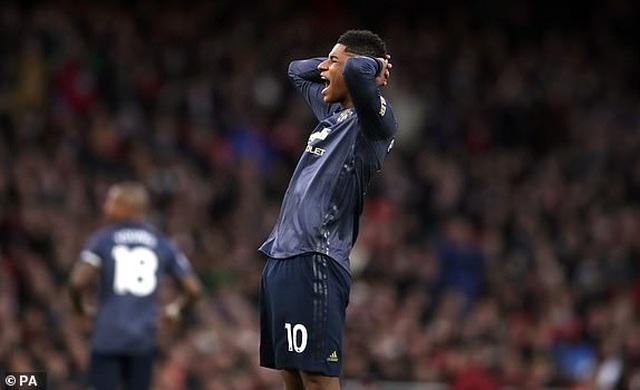 Arsenal 2-0 Man Utd: Trả giá vì những sai lầm - 2