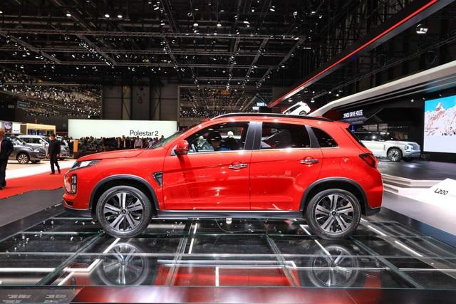 Mitsubishi chính thức ra mắt ASX/Outlander Sport 2020 - 8
