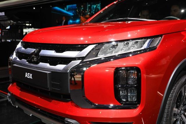 Mitsubishi chính thức ra mắt ASX/Outlander Sport 2020 - 6