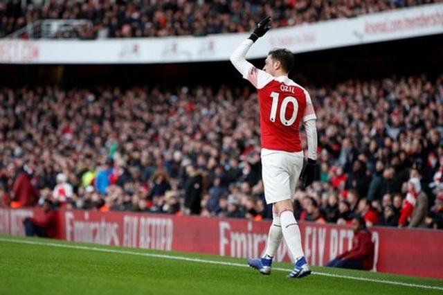 Arsenal 2-0 Man Utd: Trả giá vì những sai lầm - 5