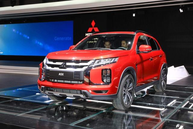 Mitsubishi chính thức ra mắt ASX/Outlander Sport 2020 - 1