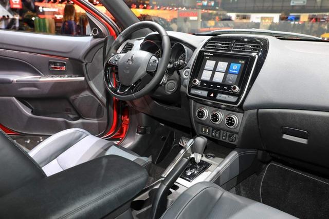 Mitsubishi chính thức ra mắt ASX/Outlander Sport 2020 - 11