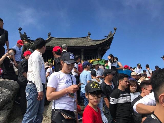 Việc thu phí đối với khách đến Yên Tử là đúng với thực tiễn và căn cứ pháp lý - 1