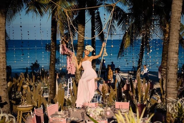 Những hình ảnh xa xỉ trong tiệc cưới của cặp tỷ phú Ấn Độ tại Phú Quốc  - 5