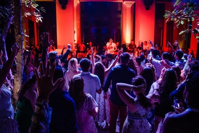 Những hình ảnh xa xỉ trong tiệc cưới của cặp tỷ phú Ấn Độ tại Phú Quốc  - 10