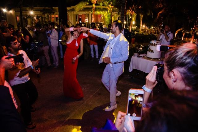 Những hình ảnh xa xỉ trong tiệc cưới của cặp tỷ phú Ấn Độ tại Phú Quốc  - 6