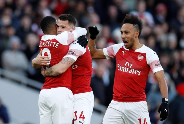 Những khoảnh khắc trong trận chiến Arsenal hạ gục Man Utd - 7