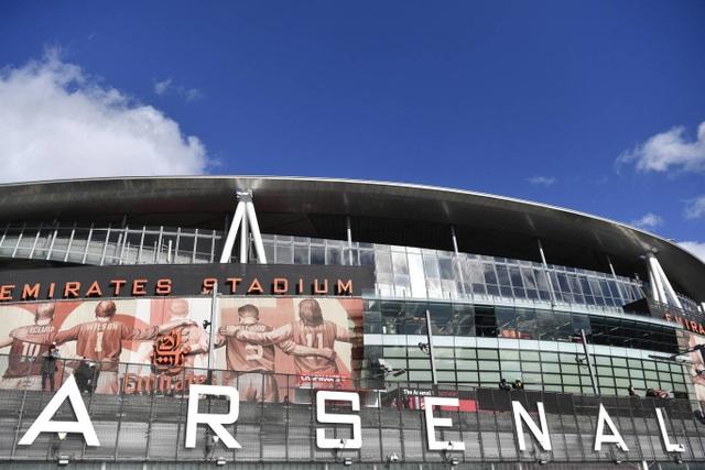 Những khoảnh khắc trong trận chiến Arsenal hạ gục Man Utd - 2