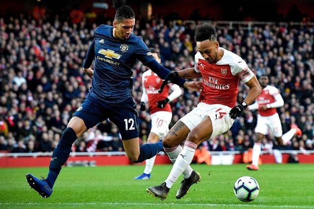 Những khoảnh khắc trong trận chiến Arsenal hạ gục Man Utd - 12