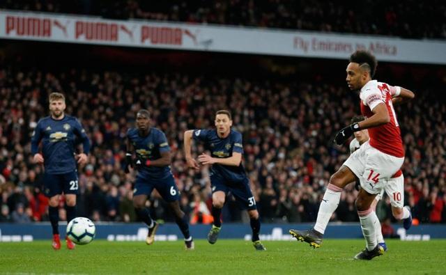 Những khoảnh khắc trong trận chiến Arsenal hạ gục Man Utd - 16