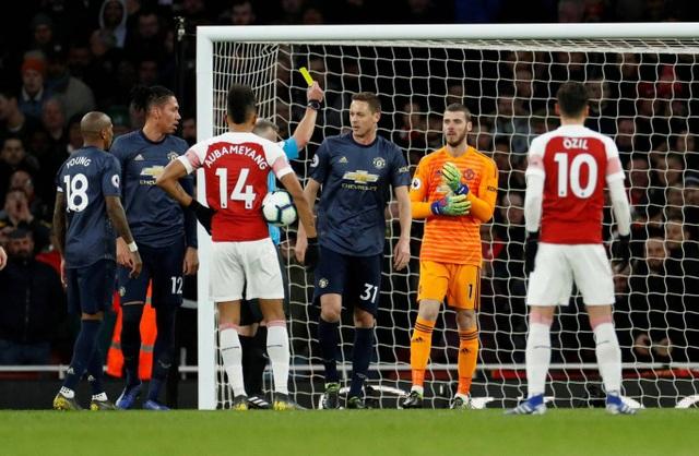 Những khoảnh khắc trong trận chiến Arsenal hạ gục Man Utd - 15