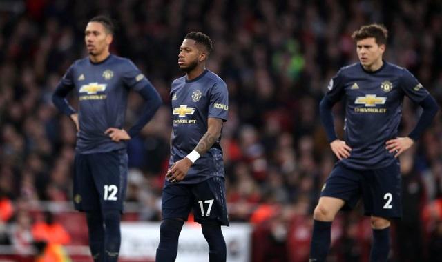 Những khoảnh khắc trong trận chiến Arsenal hạ gục Man Utd - 19