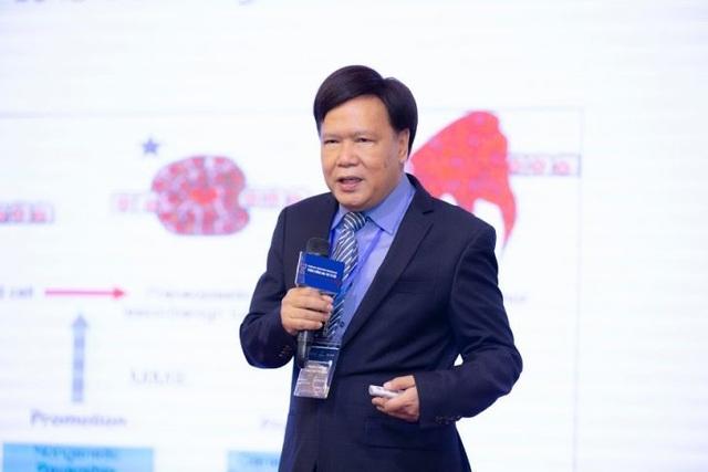 """Dự án chăm sóc sức khỏe toàn cầu - """"Phòng chống ung thư từ gốc"""" lần đầu tiên được triển khai tại Việt Nam - 2"""