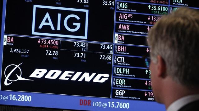 Cổ phiếu Boeing giảm mạnh nhất trong gần 20 năm sau vụ máy bay rơi ở Ethiopia - 1