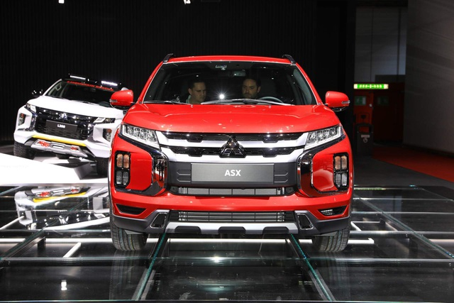 Mitsubishi chính thức ra mắt ASX/Outlander Sport 2020 - 4