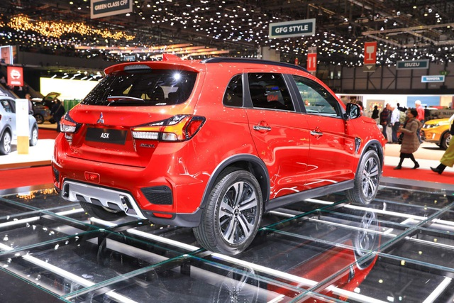 Mitsubishi chính thức ra mắt ASX/Outlander Sport 2020 - 2