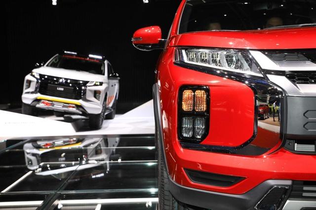 Mitsubishi chính thức ra mắt ASX/Outlander Sport 2020 - 5