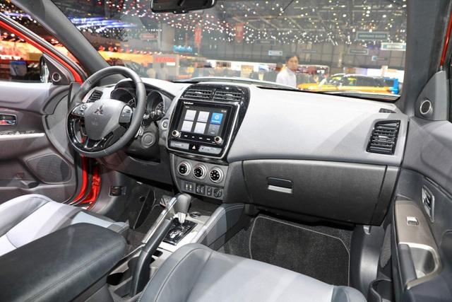 Mitsubishi chính thức ra mắt ASX/Outlander Sport 2020 - 3