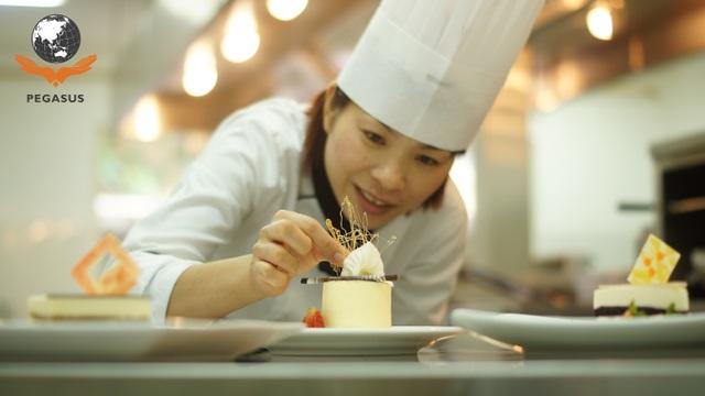 PEGASUS: Nghệ thuật ẩm thực - Cơ hội vàng cho các bạn trẻ sáng tạo và đam mê - 1