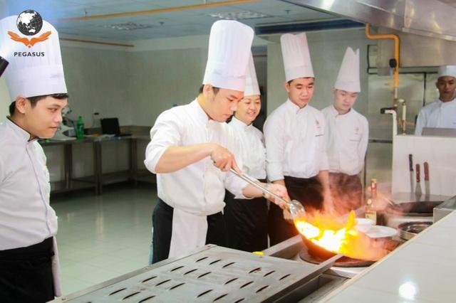 PEGASUS: Nghệ thuật ẩm thực - Cơ hội vàng cho các bạn trẻ sáng tạo và đam mê - 2
