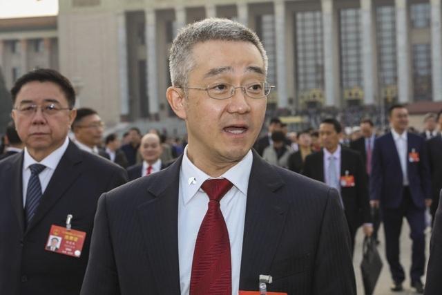 Con trai ông Hồ Cẩm Đào có thể sắp được bổ nhiệm vào vị trí quan trọng - 1