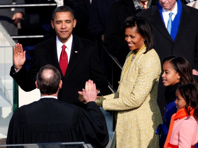 Công việc tại Nhà Trắng khiến ngoại hình các tổng thống Mỹ thay đổi như thế nào? - 3