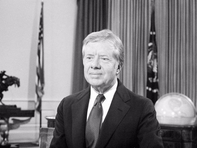 Công việc tại Nhà Trắng khiến ngoại hình các tổng thống Mỹ thay đổi như thế nào? - 14