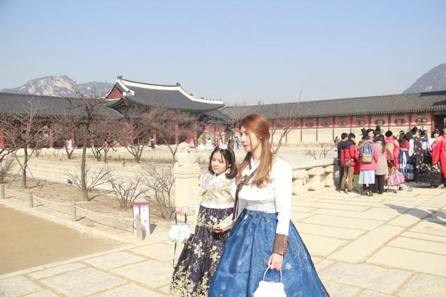 Một giờ tham quan cung điện Hoàng gia Hàn Quốc - 10