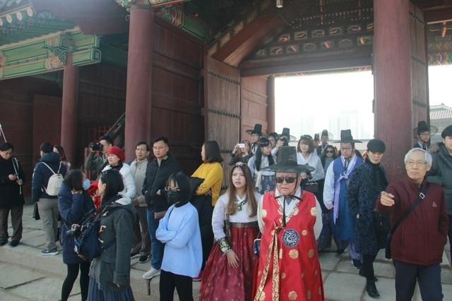 Một giờ tham quan cung điện Hoàng gia Hàn Quốc - 14