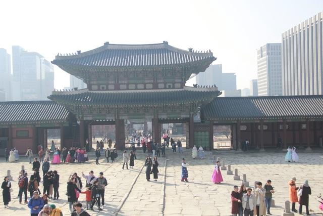 Một giờ tham quan cung điện Hoàng gia Hàn Quốc - 15