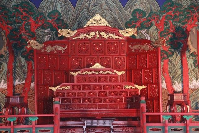 Một giờ tham quan cung điện Hoàng gia Hàn Quốc - 17