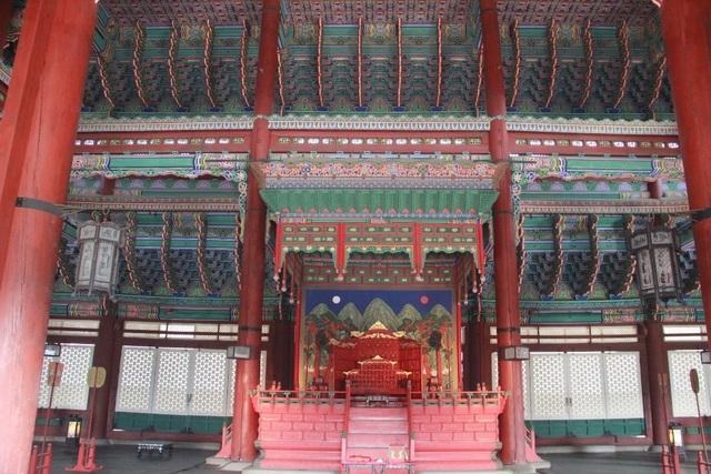 Một giờ tham quan cung điện Hoàng gia Hàn Quốc - 18