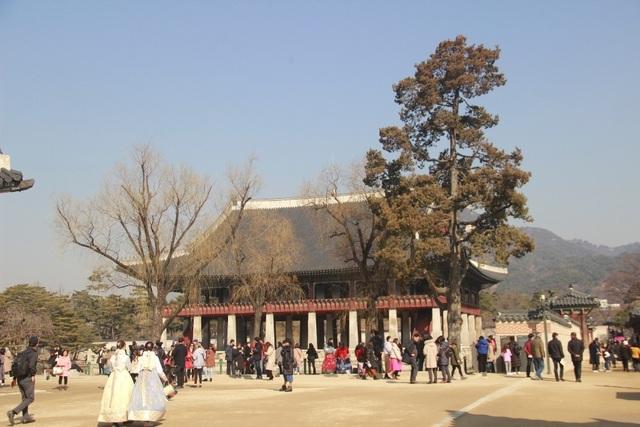 Một giờ tham quan cung điện Hoàng gia Hàn Quốc - 19