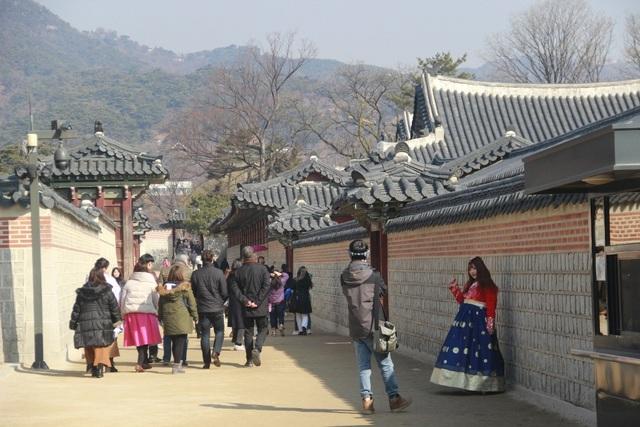 Một giờ tham quan cung điện Hoàng gia Hàn Quốc - 20
