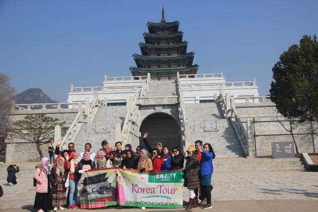 Một giờ tham quan cung điện Hoàng gia Hàn Quốc - 21