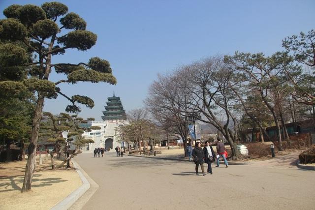 Một giờ tham quan cung điện Hoàng gia Hàn Quốc - 22