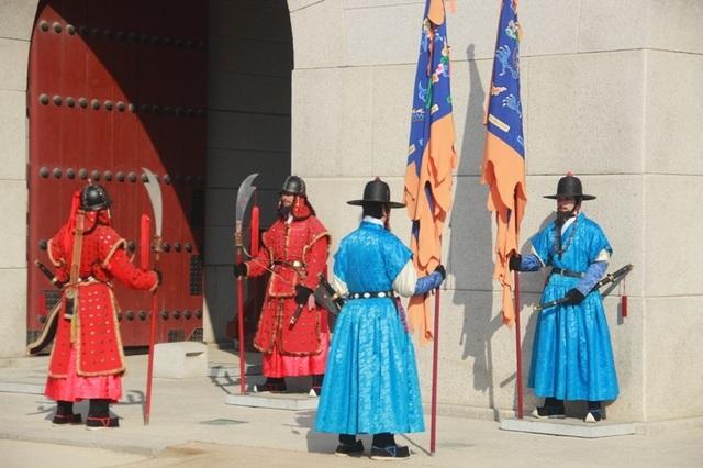 Một giờ tham quan cung điện Hoàng gia Hàn Quốc - 3
