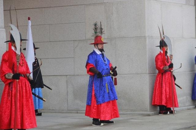 Một giờ tham quan cung điện Hoàng gia Hàn Quốc - 4