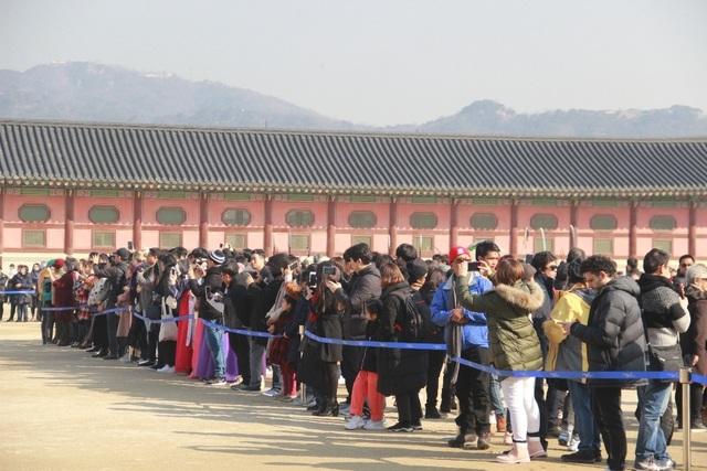 Một giờ tham quan cung điện Hoàng gia Hàn Quốc - 8