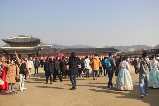 Một giờ tham quan cung điện Hoàng gia Hàn Quốc - 9