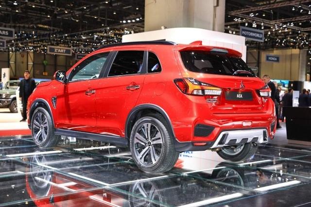 Mitsubishi chính thức ra mắt ASX/Outlander Sport 2020 - 10