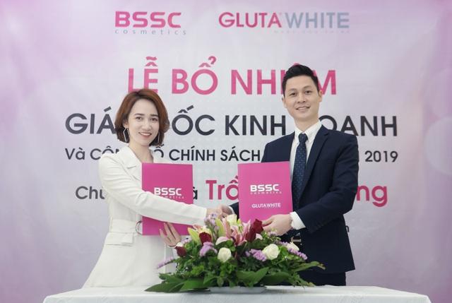 Tân nữ giám đốc với khát khao mang mỹ phẩm Việt ra thế giới  - 1