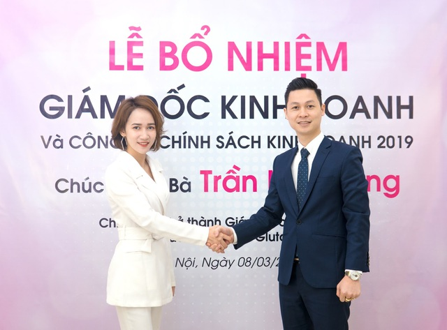Tân nữ giám đốc với khát khao mang mỹ phẩm Việt ra thế giới  - 4