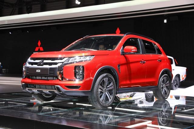Mitsubishi chính thức ra mắt ASX/Outlander Sport 2020 - 7