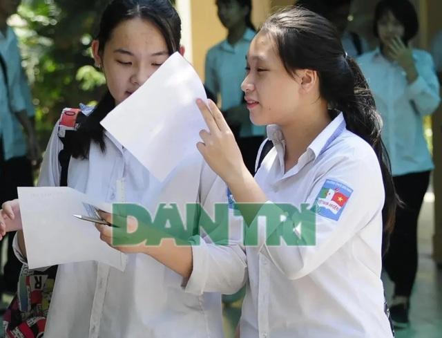 Thi lớp 10 THPT Hà Nội: 100% điểm thi được lắp camera giám sát - 2