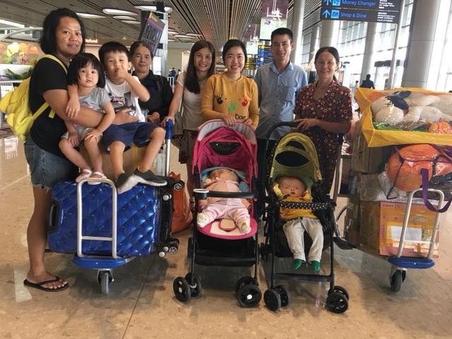 Hành trình thực hiện giấc mơ thiện nguyện của người phụ nữ gốc Việt tại Singapore