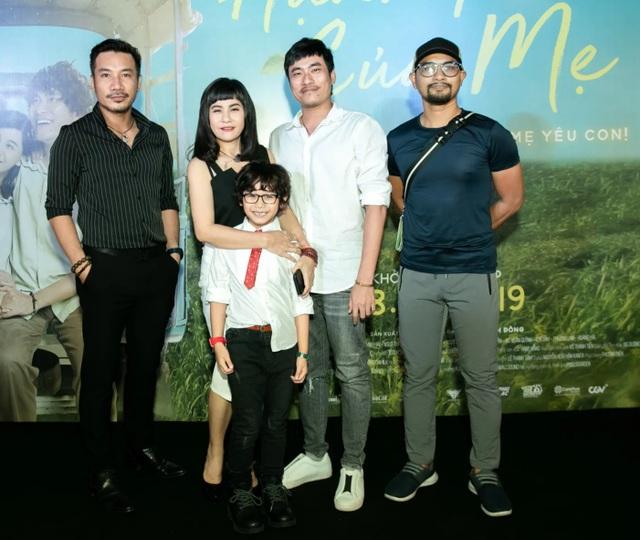 Đạo diễn Huỳnh Đông: Tôi không mạo hiểm chọn diễn viên có scandal  - 2