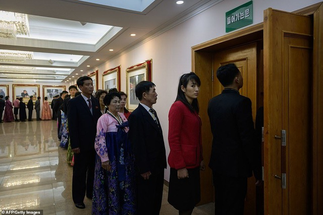 Ông Kim Jong-un cùng hàng triệu người Triều Tiên nô nức đi bầu cử - 13